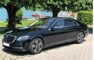 Mercedes S Class L